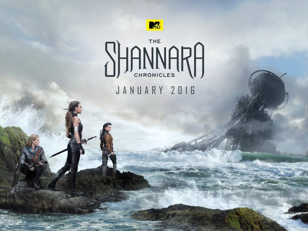 """The Shannara Chronicles"" is a television series on MTV that started airing on Jan. 5. The show focuses on the history the Four Lands with different adventures along the way. PHOTO COURTESY OF COLLIDER.COM"