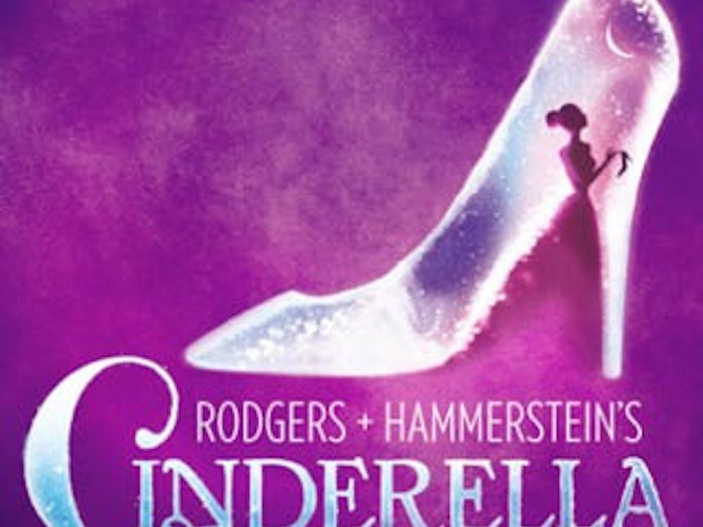 """Rodgers + Hammerstein's """"Cinderella"""" will be at Emens Auditorium February 27. The musical starts at 7:30 p.m. and will end at 10 p.m. Ball State University, Photo Courtesy"""