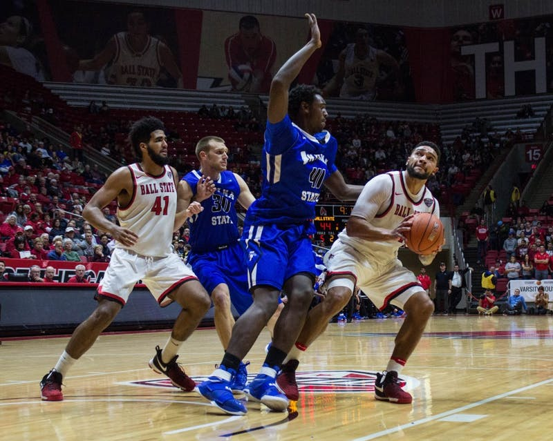 Ball State men's basketball heads South to take on Alabama