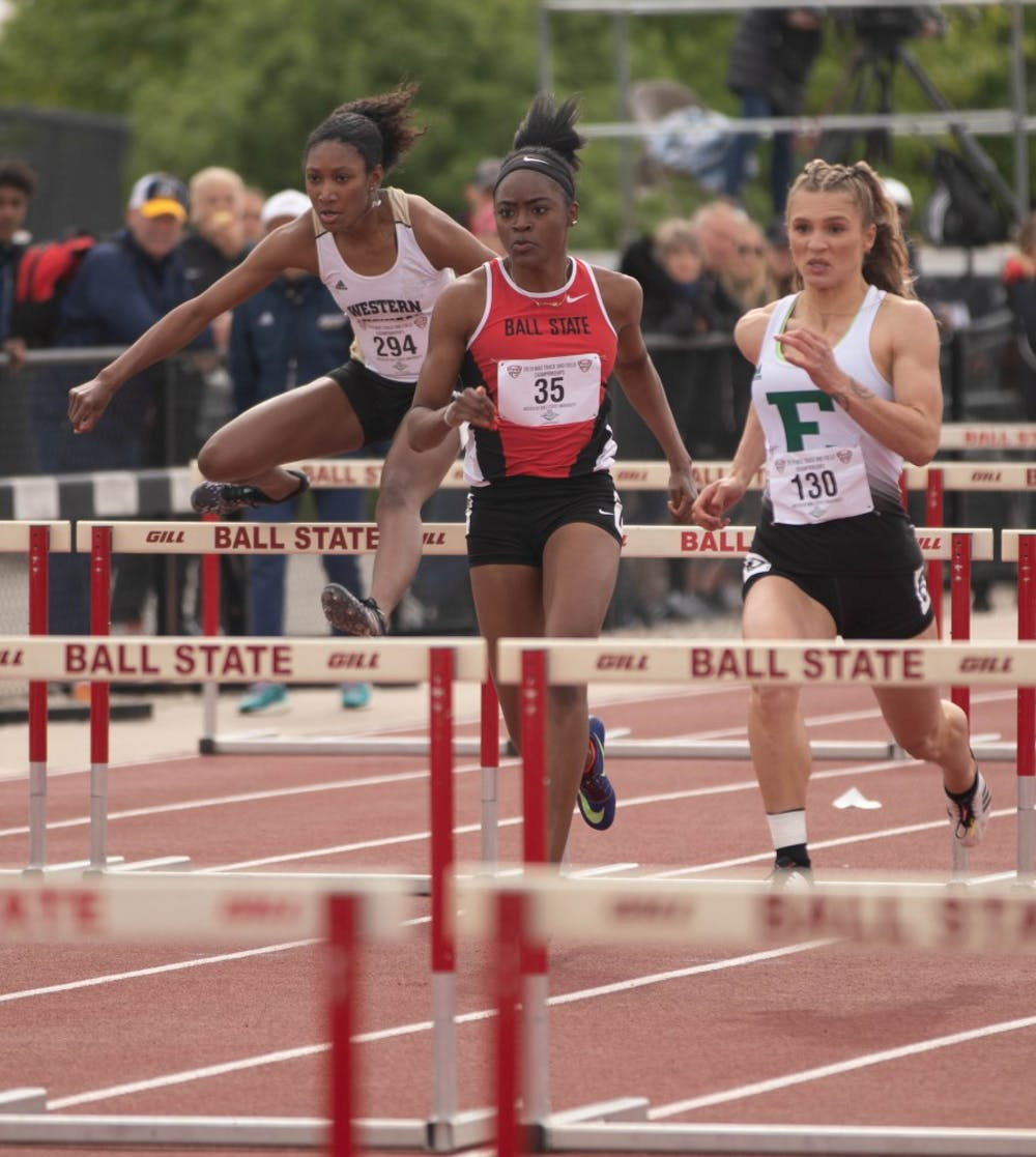 Mid-American Conference Outdoor Championship Day 2