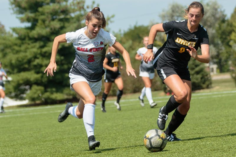 Ball State soccer concludes weekend with 1-0 loss to Baylor
