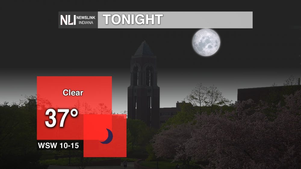 """""""Photo Provided by NewsLink Indiana Weather Team"""""""