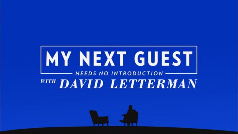 """'My Next Guest Needs No Introduction' Season 1, Episode 1: """"It's a Whole New Ball Game Now"""""""