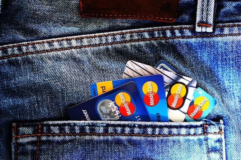 Credit cards can provide benefits to students such as convenience, security, establish and improve credit, and help with emergencies. They can be activated simply by having a college email address and enough income to make the minimum monthly payments for the card. Pixabay, Photo Courtesy