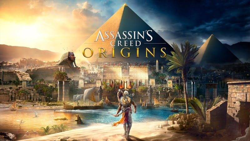 'Assassin's Creed Origins' breathes fresh air into a stale franchise