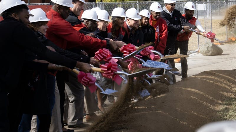 Ball State breaks ground on new Multicultural Center