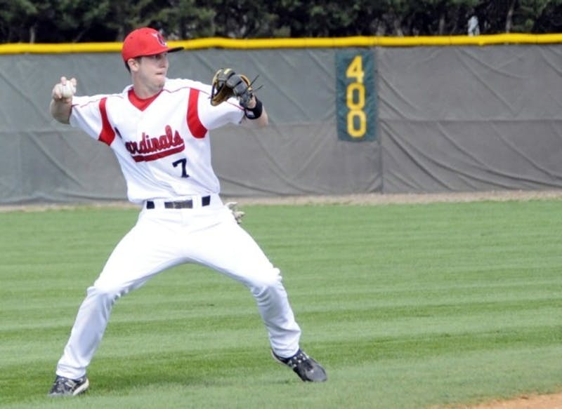 BASEBALL: Cards, Marconi wanting quick start