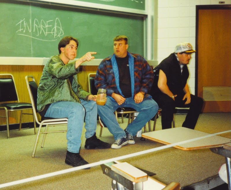 ABSO Improv group alumni, current members come together for 25th reunion show