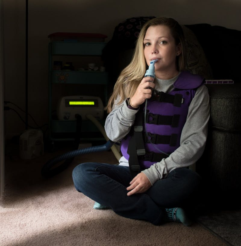 Chronicles of the Chronically Ill: Living with cystic fibrosis, breath by breath