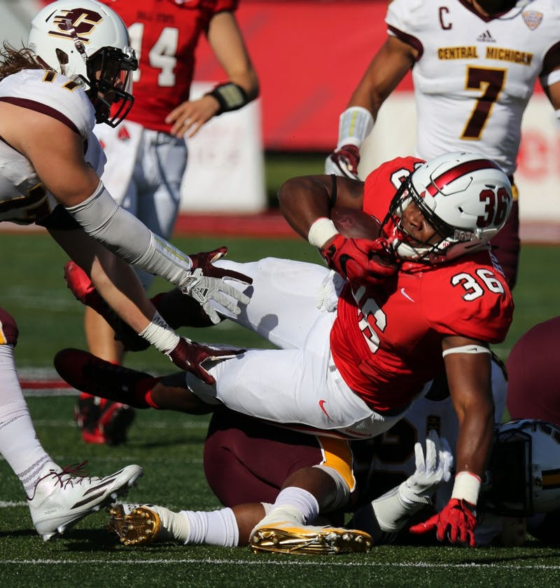Ball State struggles offensively for third-straight week against Central Michigan