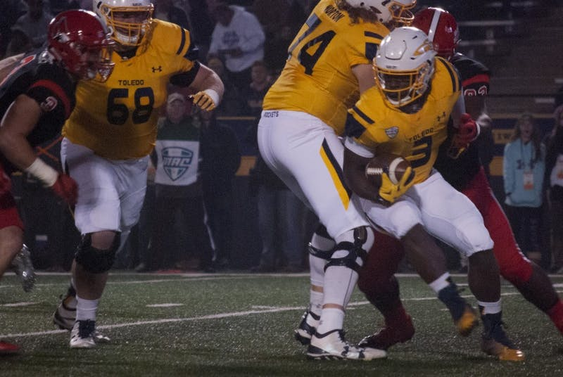 Ball State falls 37-19 at Toledo, loses chance at bowl eligibility