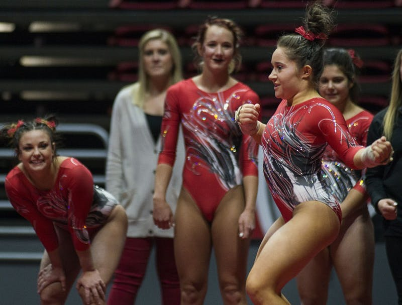 RECAP: Ball State Gymnastics vs. No. 6 Kentucky
