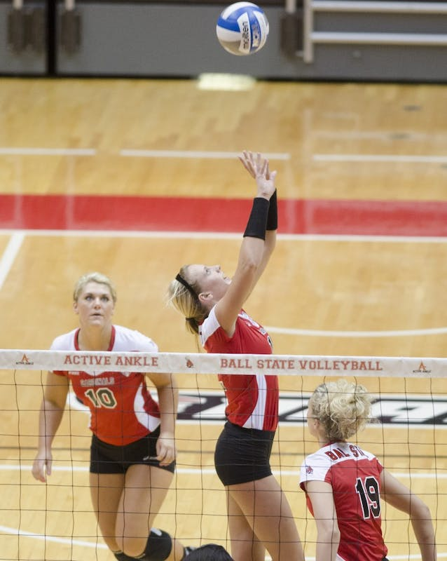 WOMEN'S VOLLEYBALL: Team looking to improve defensive consistency