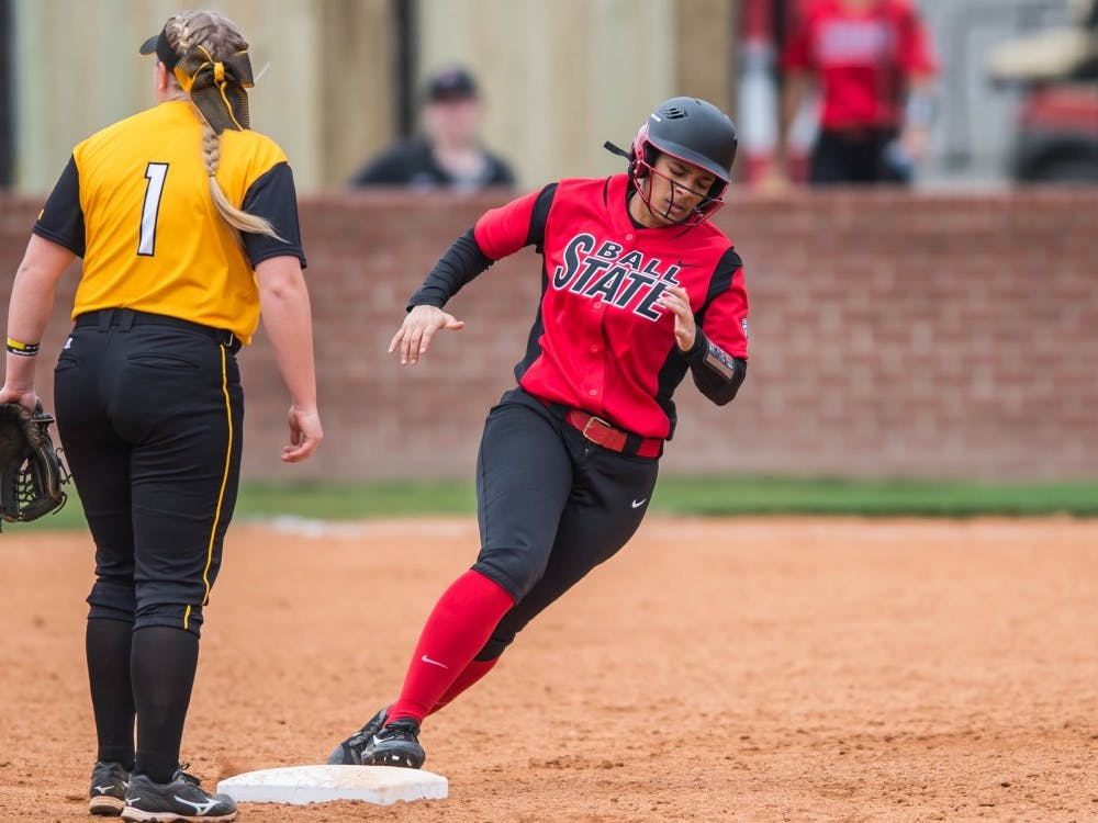 Ball State take on Southern Miss  in the 31st Annual Louisiana Softball Classic at Lamson Park on Friday February 10, 2017. 