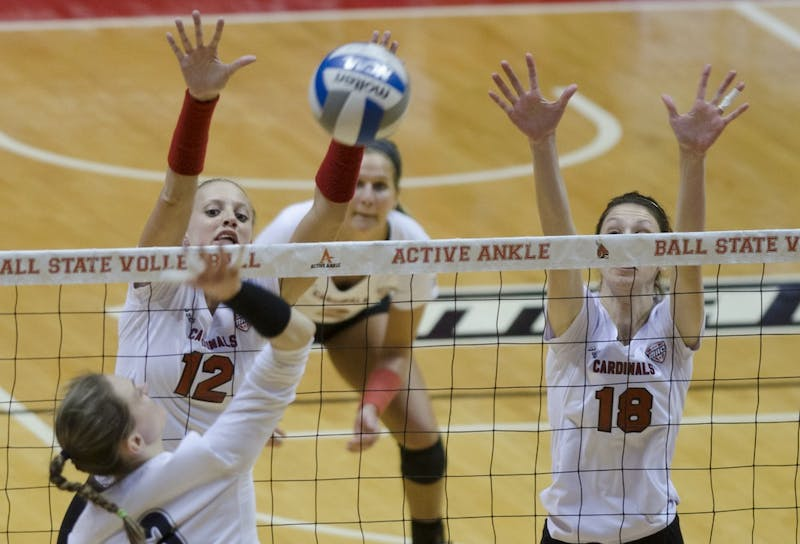 WOMEN'S VOLLEYBALL: Four players earn All-MAC honors