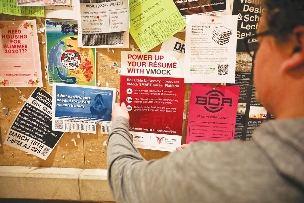 Ball State Career Center implements VMock resume-reviewing program