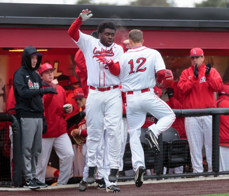 Ball State Baseball splits doubleheader, wins series against Eastern Michigan