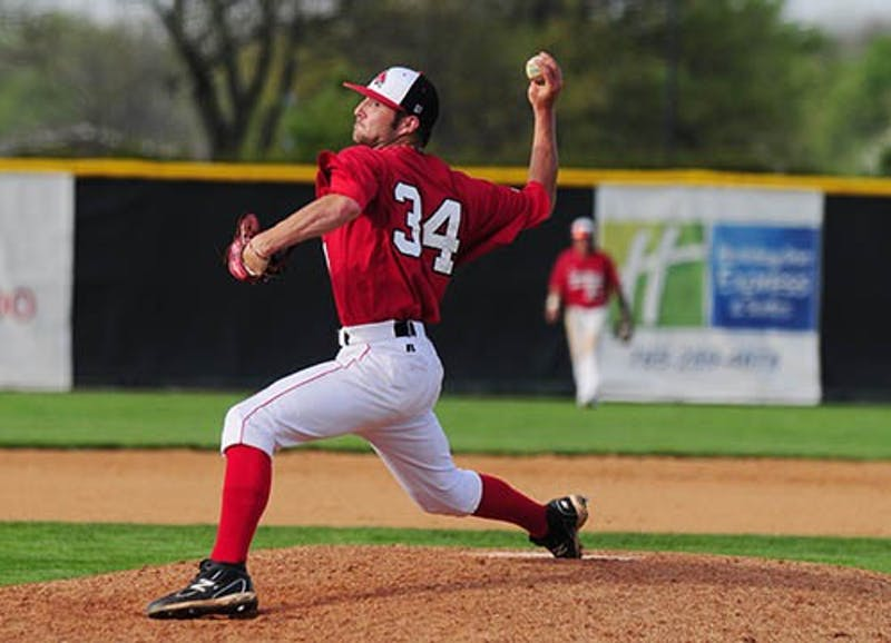 BASEBALL: Ball State senior anchors pitching staff