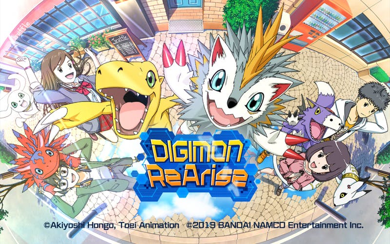 'Digimon ReArise' is a cash cow with a lot of charm