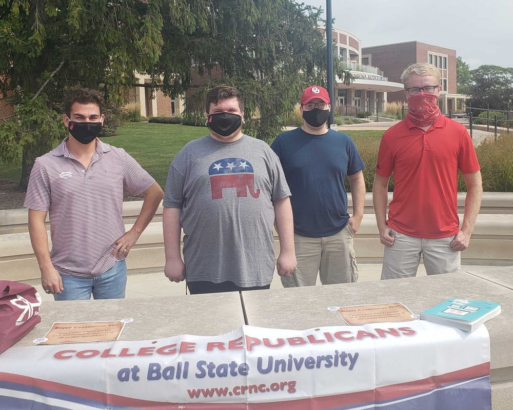 Ball State Democrats and Republicans share plans for the upcoming election