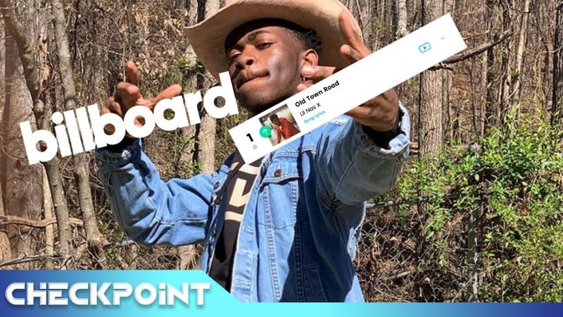 A Look Into Lil Nas X's Country Hit | Checkpoint
