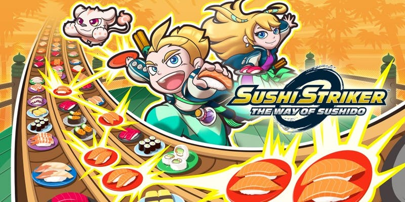 'Sushi Striker: The Way of the Sushido' is raw, flavorful, and colorful fun