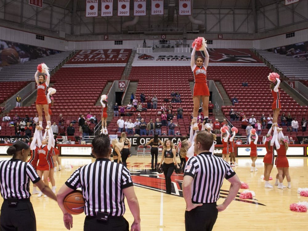 The Ball State women's basketball team faced Bowling Green at home on Feb. 14 at Worthen Arena. Ball State won 77-52.