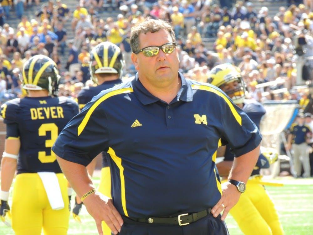 Michigan fires former Ball State football head coach Brady Hoke.