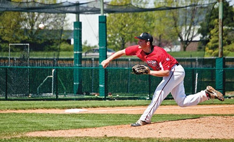 BASEBALL: Maloney says team played 'outstanding' in first series of year