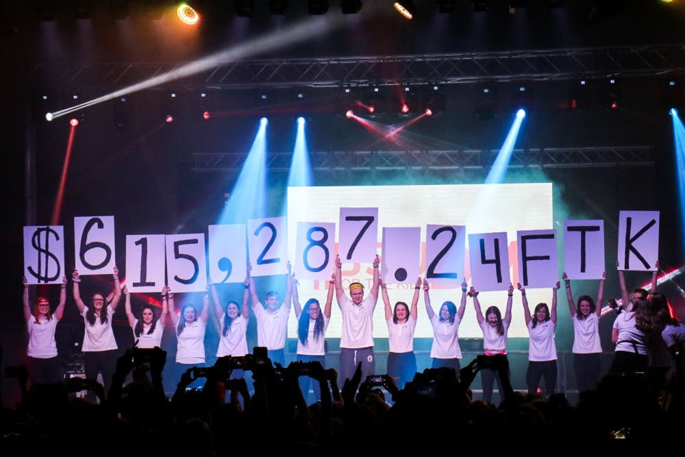 Dance Marathon returns to Ball State this weekend