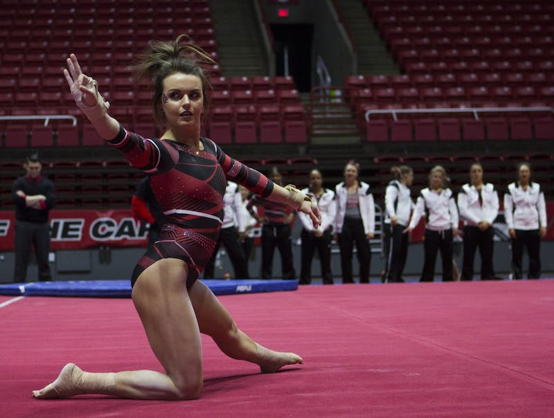 PREVIEW: Ball State gymnastics vs. No. 25 North Carolina State and William & Mary