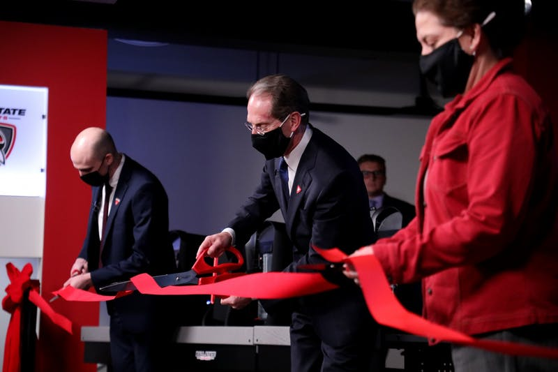 New ESports facility cuts ribbon