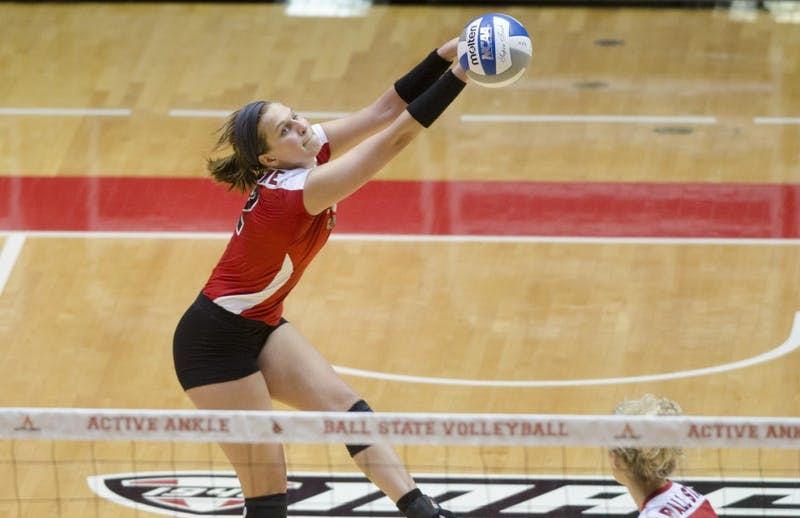 WOMEN'S VOLLEYBALL: Fuelling leads Ball State into 2014 season