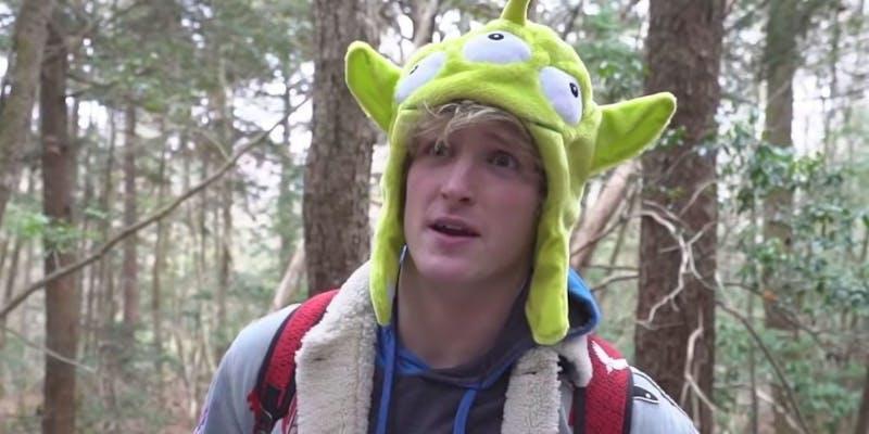 Logan Paul's suicide video: what it means to Japan