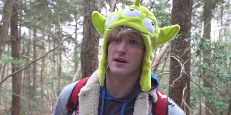 Logan Paul's suicide video: what it means to Japan