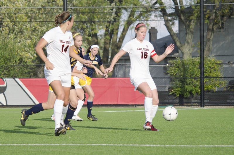 SOCCER: Ball State drops double-overtime match to Central Michigan University