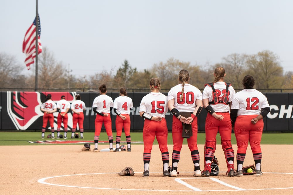 Cherishing every second: After being granted an extra year of eligibility, Ball State Softball's fifth-year seniors are taking in every moment of their final season.
