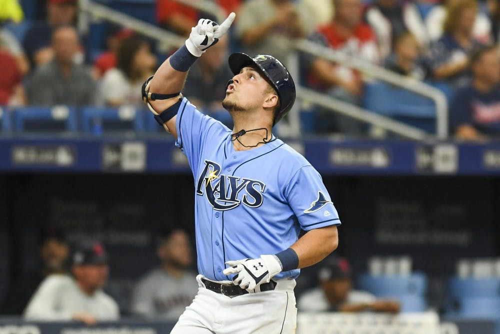 Pierce Rays Cubs Among Teams To Watch This September The