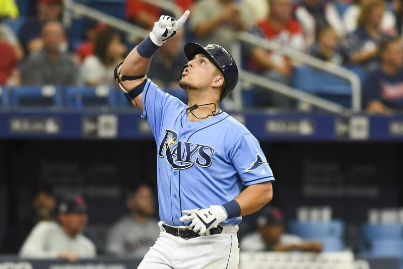 Pierce: Rays, Cubs among teams to watch this September