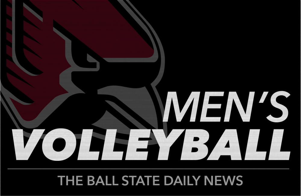 Consistent offense pushes Ball State Men's Volleyball to victory over NJIT