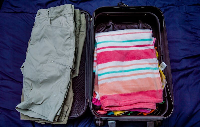 Tips and tricks to help when packing for summer vacation