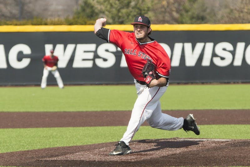 RECAP: Ball State baseball drops both halves of doubleheader against Ohio
