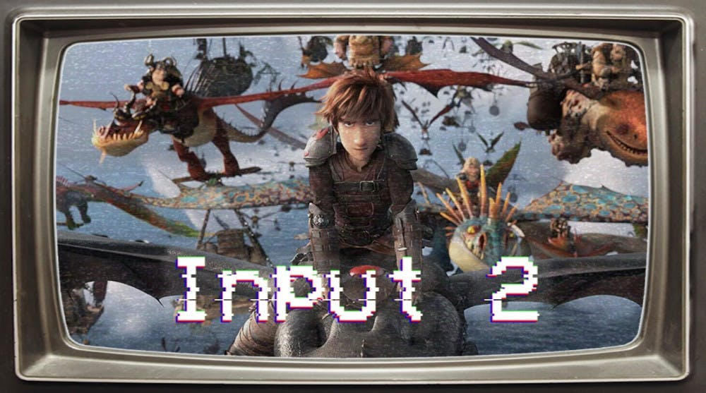 Input 2 S6E6: Flying with Dragons