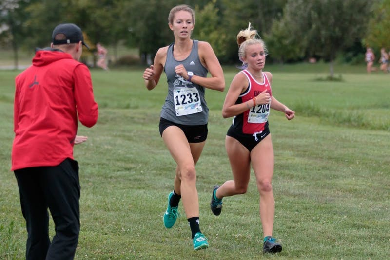 Cross country prepares for challenges at Illinois State Invitational