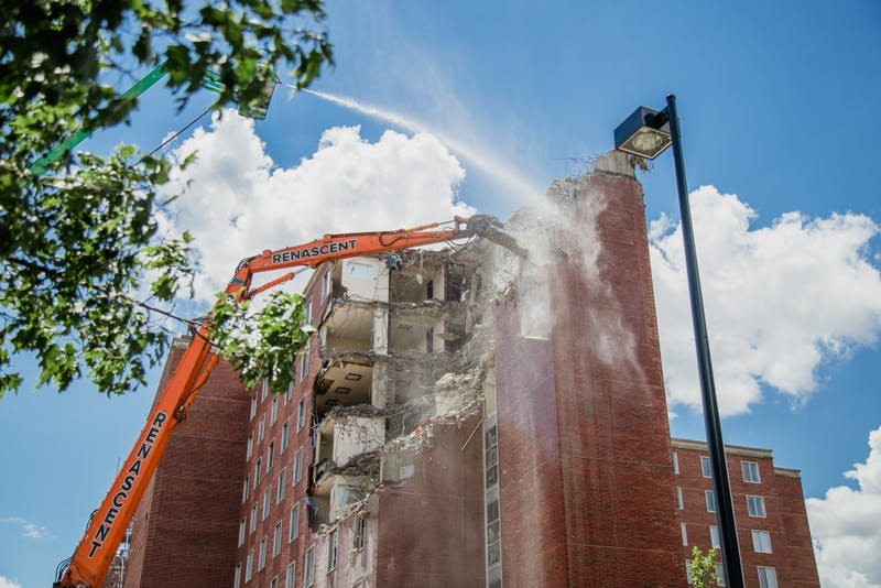 Roundup of Ball State's summer construction projects
