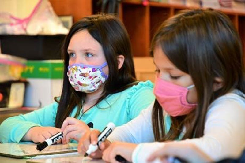 At its special board meeting Aug. 3, the Muncie Community Schools (MCS) Board of Trustees voted to begin the 2021-22 school year with requiring face masks for all students, staff, volunteers and visitors regardless of their vaccination status. This announcement came one week after the Centers for Disease Control and Prevention recommended masks in K-12 schools and after the MCS board voted to table its reopening plan at the last meeting July 27. Andy Klotz, Muncie Community Schools, Photo Provided