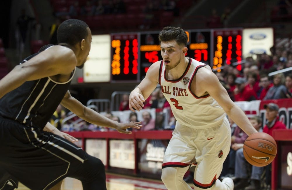 MAC preseason poll picks Ball State men's basketball to ...