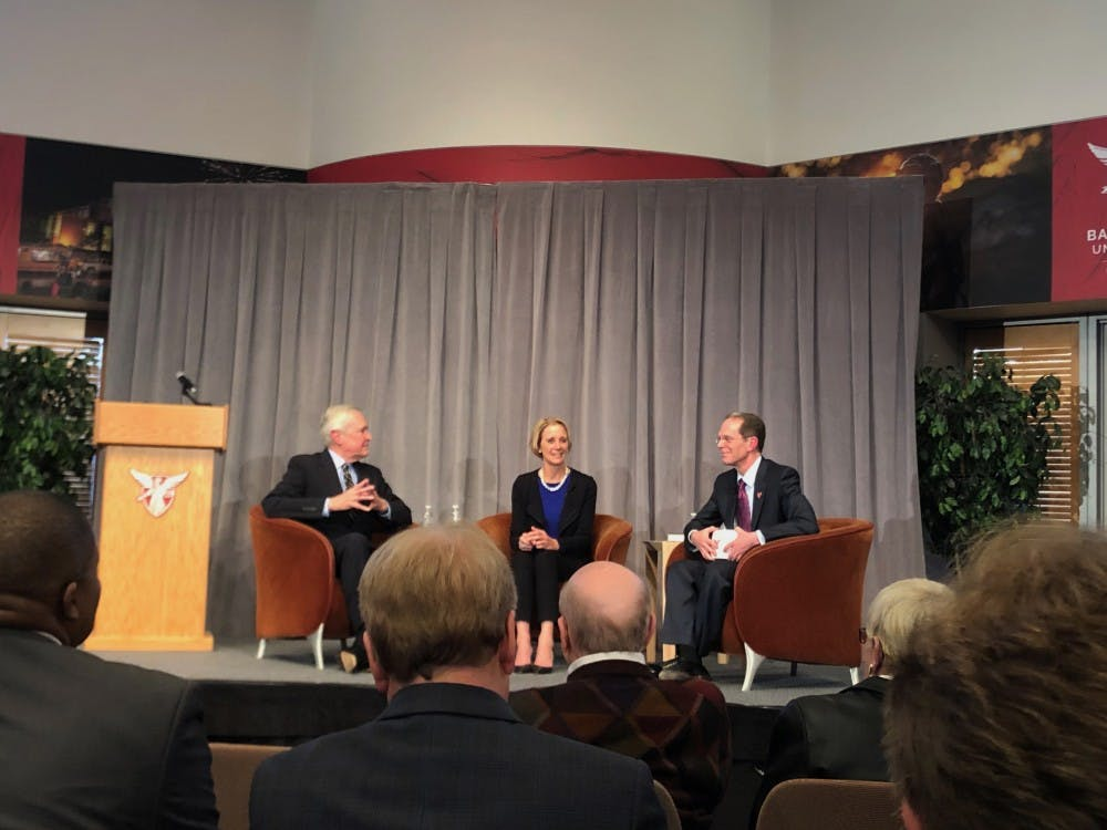 Authors discuss what makes successful cities work at Ball State's Alumni Center