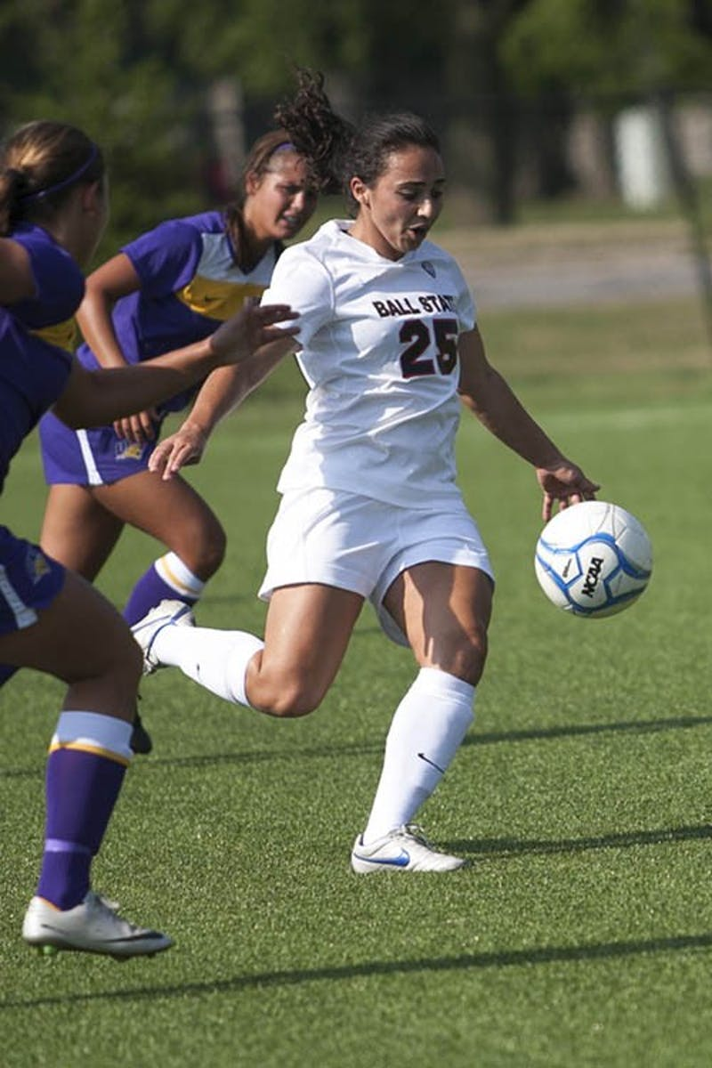 SOCCER: Cardinals prepare for semifinals