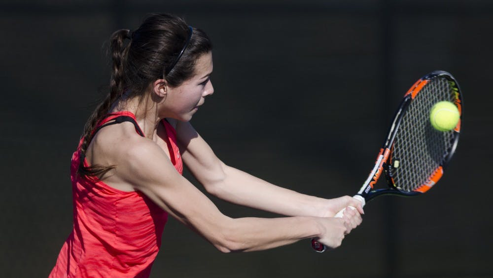 PREVIEW: Ball State women's tennis begins MAC season with double-header weekend